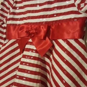 cbd1dc584e994 Ashley Ann Dresses | 215 12 Mo Red And White Stripe New | Poshmark
